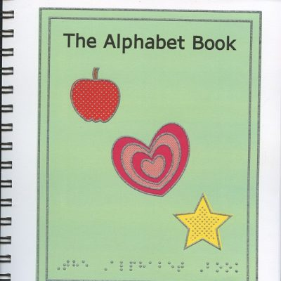 Braille Children's The Alphabet Book
