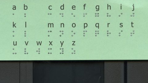 Fun Braille Activities Set of 8 Braille Bookmarks