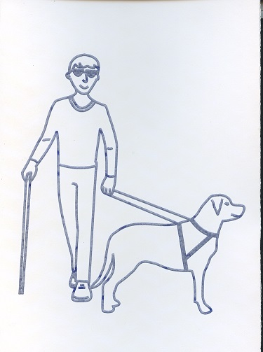 Karrie the Guide Dog