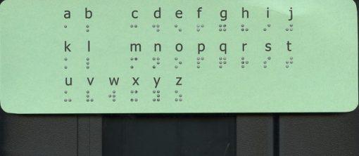 Fun Braille Activities Set of 8 Braille Bookmarks